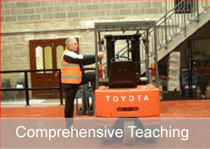Media Library - Comprehensive Forklift Training