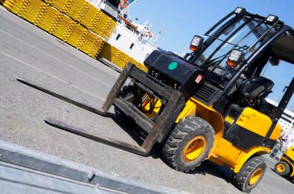 Slide image of Forklift Training Courses