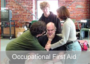 Media Library - Occupational First Aid